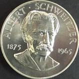 アルベルト・シュヴァイツァー(ドイツ)銀貨