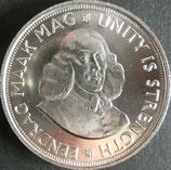 南アフリカ共和国銀貨 西暦1961年