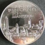 フィンランド銀貨  西暦1971年