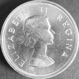 南アフリカ共和国記念銀貨 西暦1953年