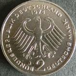 ドイツ 西暦1974年