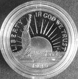 アメリカコインプルーフ銀貨