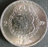 スウェーデン記念銀貨  西暦1950年