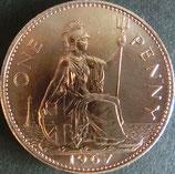 イギリス記念貨 西暦1967年