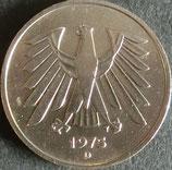 ドイツ記念貨 西暦1975年