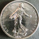 フランス記念銀貨 西暦1960年
