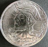 ポルトガル記念銀貨 西暦1969年