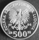 ポーランド人民共和国プルーフ銀貨