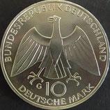 ドイツ銀貨西暦1972年