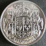 カナダ記念銀貨 西暦1951年