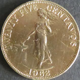 フィリピン 西暦1962年
