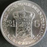 オランダ銀貨 西暦1939年Φ38