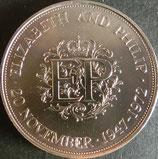 イギリス記念貨 西暦1972年