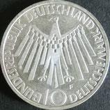 ドイツオリンピック銀貨 西暦1972年