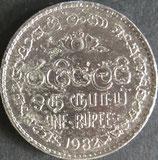 スリランカ 西暦1982年