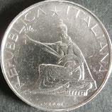 イタリア銀貨 西暦1961年