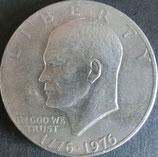 アイゼンハワー 1ドル西暦1776~1976年