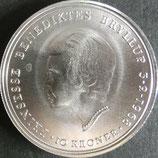 デンマーク記念銀貨 西暦1968年