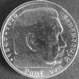 ドイツ記念銀貨 西暦1936年