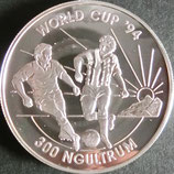 ブータンプルーフ銀貨