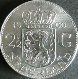 オランダ記念銀貨 西暦1966年