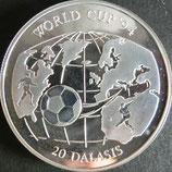 ガンビアワールドカップ