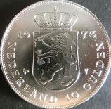 オランダ記念銀貨 西暦1975年