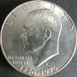 アイゼンハワー西暦1776~1976年UNC