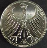ドイツ西暦1965年銀貨