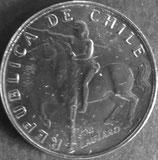 チリ共和国 西暦1971年
