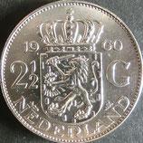 オランダ記念銀貨 西暦1960年