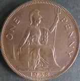 イギリス 西暦1938年