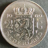 オランダ記念銀貨 西暦1969年