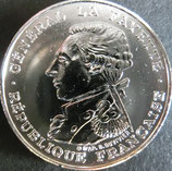 フランス記念銀貨 西暦1987年