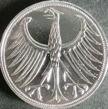 ドイツ記念銀貨 西暦1973年