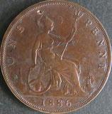 イギリス 西暦1886年
