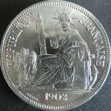 1ピアス銀貨 西暦1902年