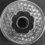 10銭白銅貨 大正12年