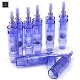 Aiguilles Derma Pen machine bleu
