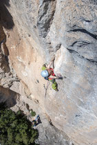 Rock climbing camp (reserva)