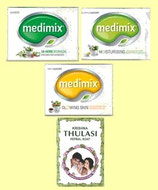 3 MEDIMIX + Thulasi = 4 Stücke