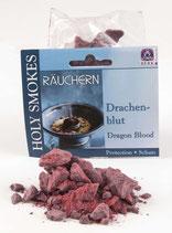 Drachenblut Harz (Resina draconis)  30g. Tütchen