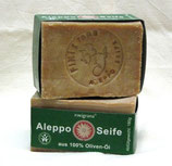 Aleppo Seife aus 100% Olivenöl