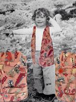 Handtaschenweste für Prinzessinnen