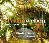 Magic sounds with violin and hang - MIK & Thomas, Birgit Reimer