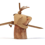 Indische Haube mit türkischem Knoten