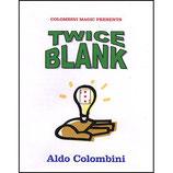 Twice Blank