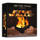 Fire Wallet - Theatre Magic