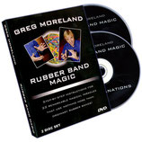Rubber Band Magic - 2 DVD
