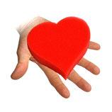 Coeur en Mousse GM